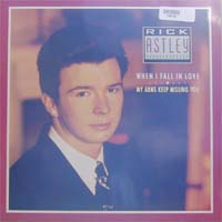 Astley, Rick When I Fall In Love 12'' 578016