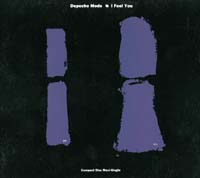 Depeche Mode I Feel You - US - limited MCD 578859