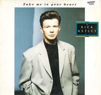 Astley, Rick Take Me To Your Heart 12'' 579269
