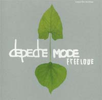 Depeche Mode Freelove - USA MCD 579591