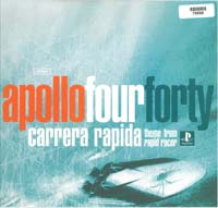 Apollo Four Forty Carrera Rapida (Theme From Rapid Racer) 12'' 579998