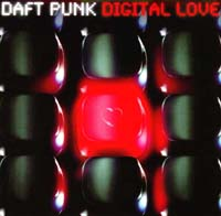 Daft Punk Digital Love - Promo MCD 580620