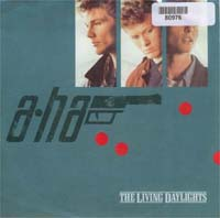 A-HA Living Daylights 7'' 580976