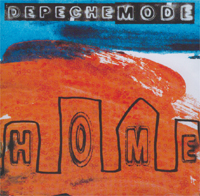 Depeche Mode Home - GER 1 MCD 581599
