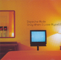 Depeche Mode Only When I Lose - GER 1 MCD 581617