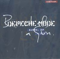 Depeche Mode Barrel Of A Gun - GER 1 MCD 581620