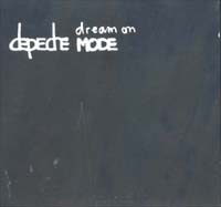 Depeche Mode Dream On - 02 - EU MCD 581625