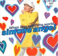 Angel, Simone When Love Rules The World 12'' 586347