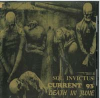 Death In June / C93 / Sol Inv. Live In Frankfurt CD 586623