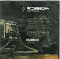 Accessory Holy Machine CD 587075