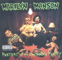 Marilyn Manson Portrait Of An American Family CD 588274