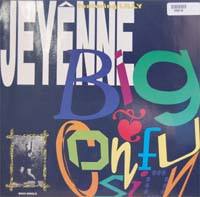 Jeyenne feat. Lilly Big Confusion 12'' 589818