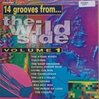 Various Artists / Sampler 14 Grooves From The Wild Side LP 589909