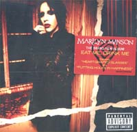 Marilyn Manson Eat Me, Drink Me CD 593618