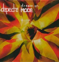 Depeche Mode Dream On - 7 - UK MCD 598727