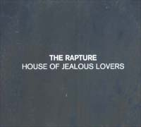 Rapture House Of Jealous Lovers - Promo MCD 600733