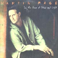 Page, Martin In The House Of Stone And Light - Promo MCD 600734